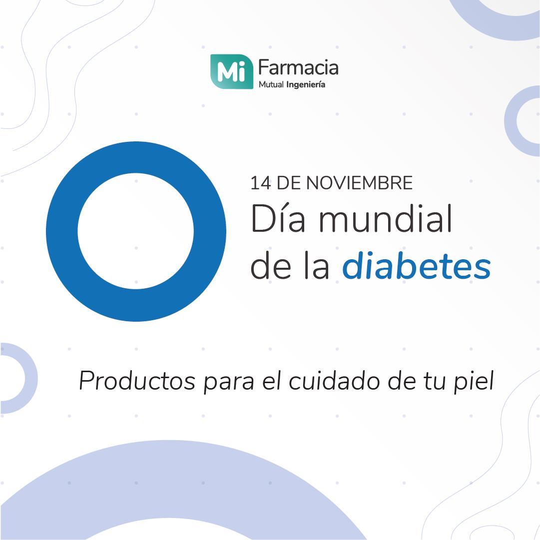 Día Mundial de la Diabetes: Promociones en Mi Farmacia