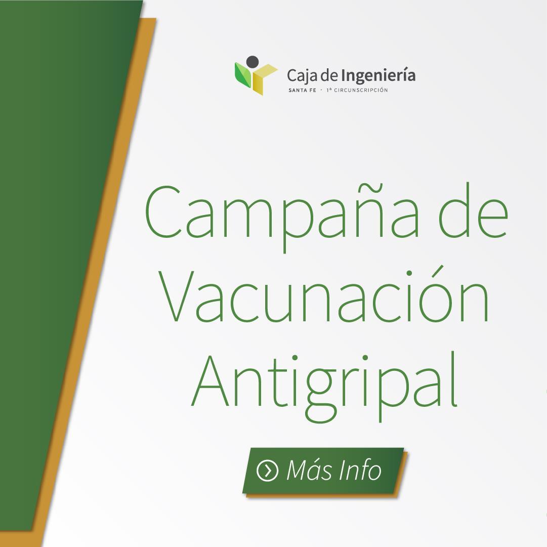 Campaña de Vacunación Antigripal 2021